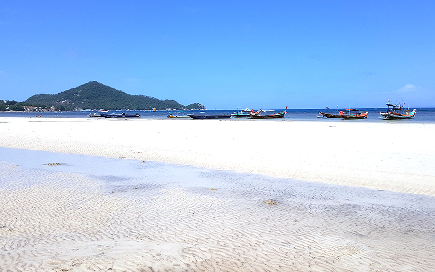Sairee Beach, Koh Tao