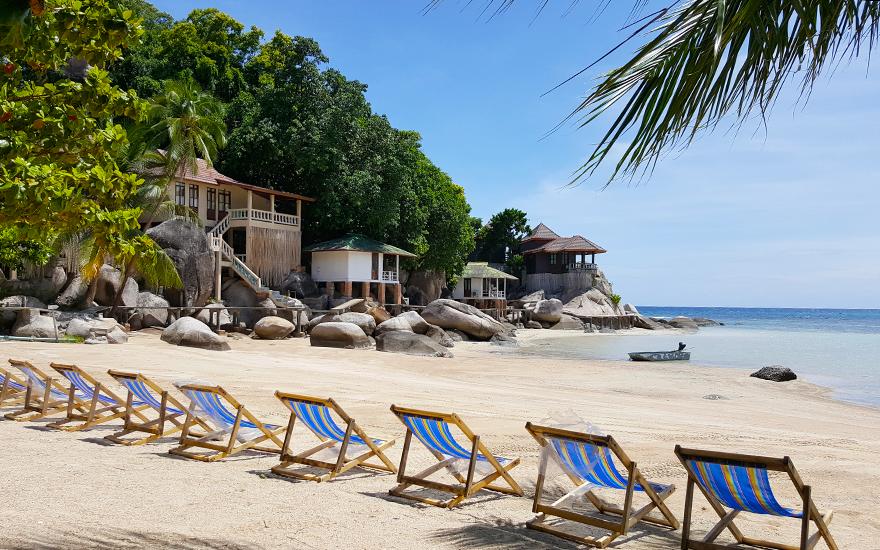 Strande Auf Koh Tao Infos Und Tipps Fur 14 Inselstrande