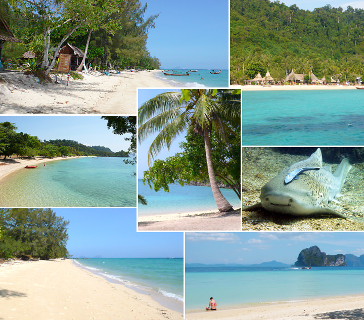 Koh Ngai Highlights