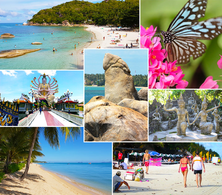 Koh Samui Highlights