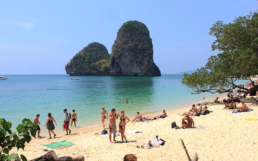 Beste Reisezeit Thailand Wetter Trocken Regenzeit